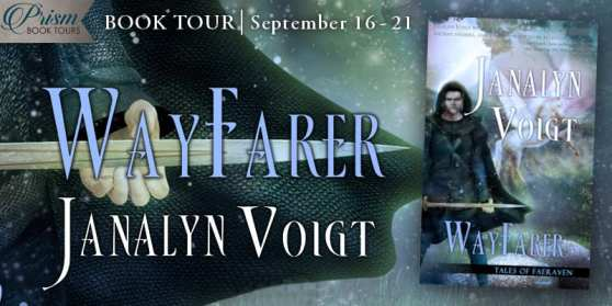 Wayfarer blog tour via Prism Book Tours