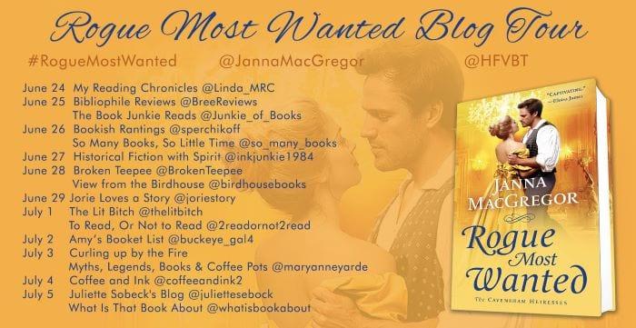 Rogue Most Wanted blog tour via HFVBTs