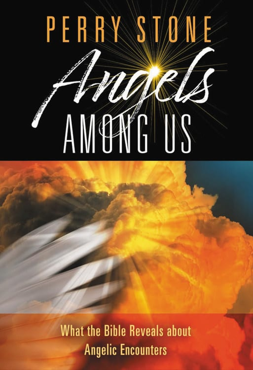 """#Sponsored by FaithWords (Publisher)   Non-Fiction Book Review   """"Angels Among Us: What the Bible Reveals About Angelic Encounters"""" by Perry Stone"""