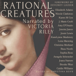 Rational Creatures Audiobook Cover by The Quill Collective