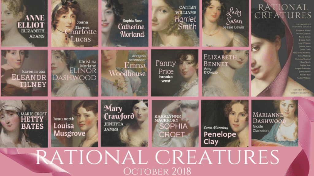 Rational Creatures stories banner by The Quill Collective