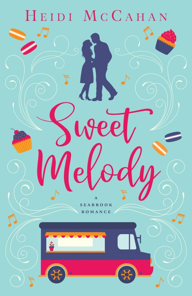 "Blog Book Tour | ""Sweet Melody"" (A Seabrook Romance, Book One) by Heidi McCahan"