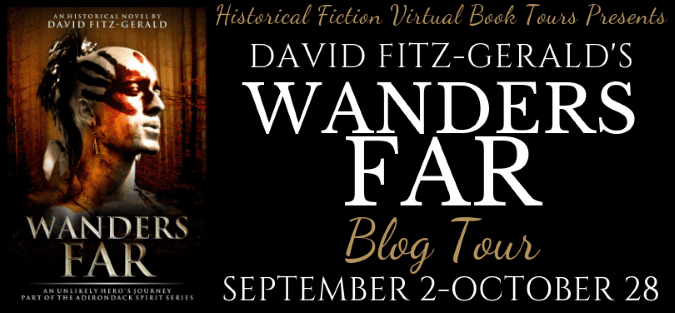 Wanders Far blog tour via HFVBTs