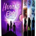 Heaven's Edge novella series by Jennifer Silverwood