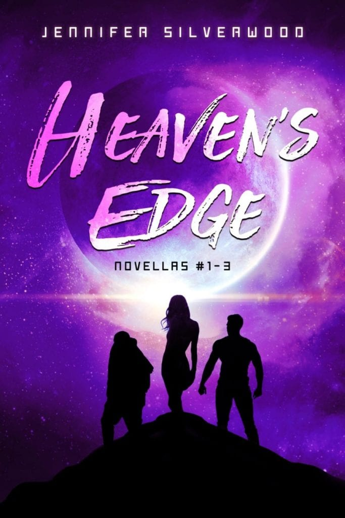 Heaven's Edge by Jennifer Silverwood