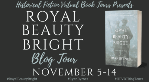 Royal Beauty Bright blog tour via HFVBTs