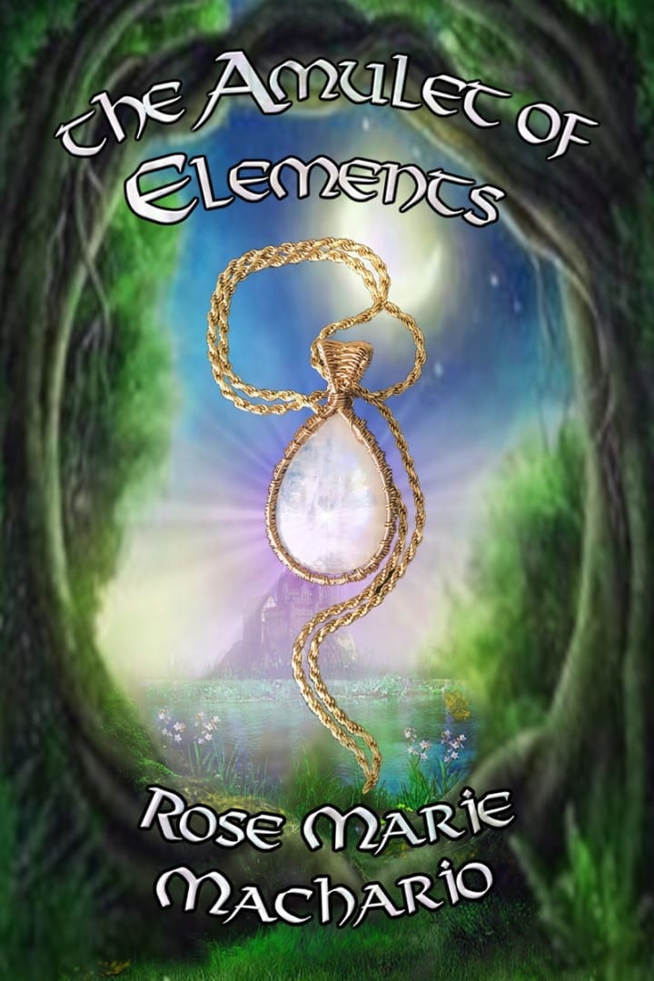 Author Interview | Talking #Fantasy and elemental magic with Rose Marie Machario, an Indie author of a Fantasy series called: Majick of the Chosen Ones