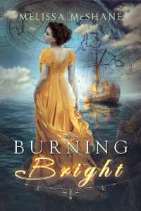Burning Bright by Melissa McShane