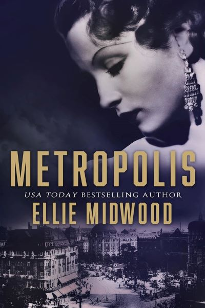 "Book Spotlight | ""Metropolis"" by Ellie Midwood"