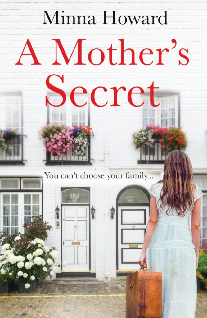 "Book Spotlight | Featuring notes by Jorie and an extract from ""A Mother's Secret"" by Minna Howard"