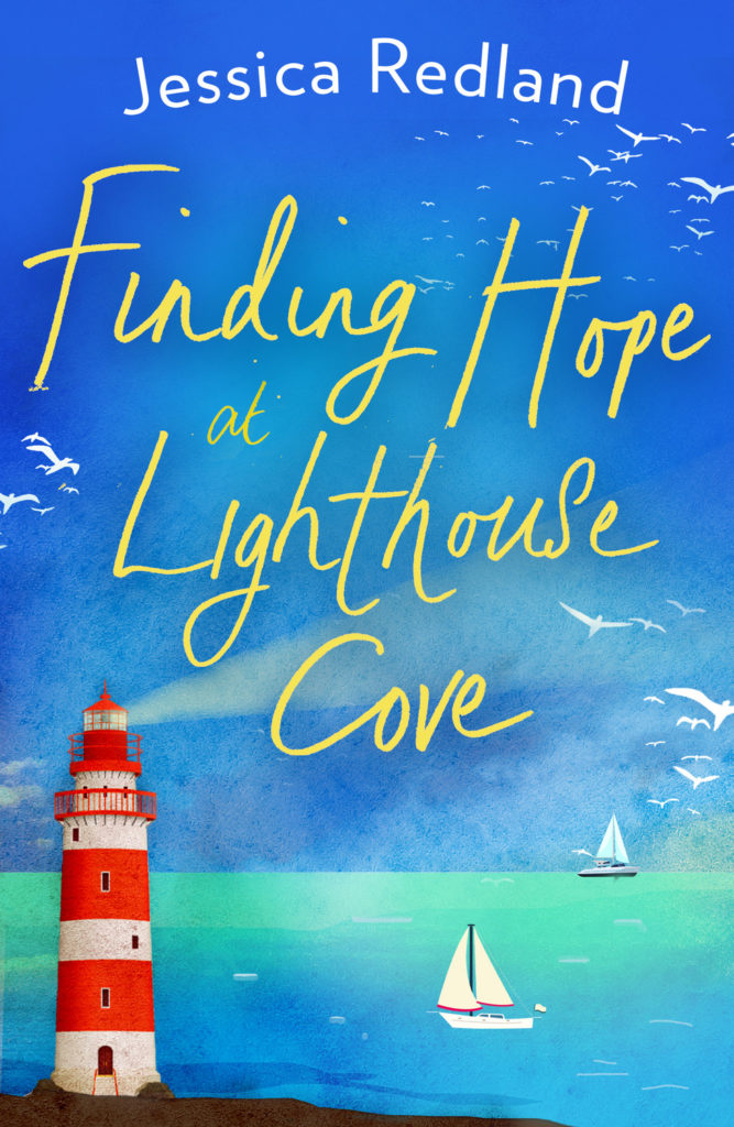 Finding Hope at Lighthouse Cove by Jessica Redland
