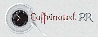 Caffeinated PR banner provided by Caffeinated PR and is used with permission.