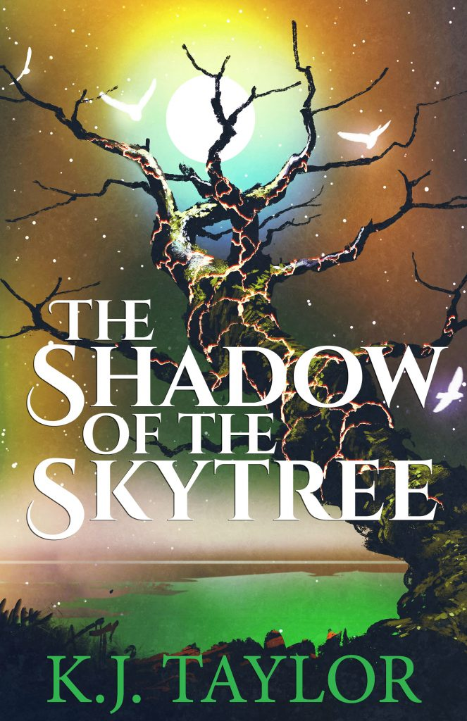 "A #WyrdAndWonder Author Interview | Conversing with K.J. Taylor [author of ""The Shadow of the Skytree""] talks with Jorie about dwarves, gnomes & elves!"