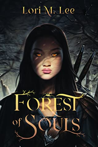 "#TopTenTuesday XIII | feat. ""Forest of Souls"" by Lori M. Lee whilst Jorie recollects which stories parlay on this new book's theme (ie. there be ghosts!)"