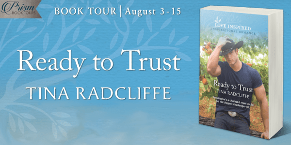 Ready to Trust blog tour banner provided by Prism Book Tours and is used with permission.