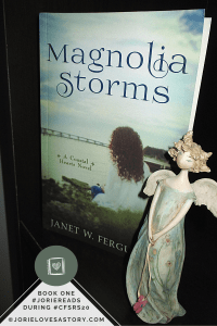 Magnolia Storms novel Photography Credit: © jorielovesastory.com.