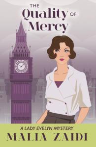 The Quality of Mercy by Malia Zaidi