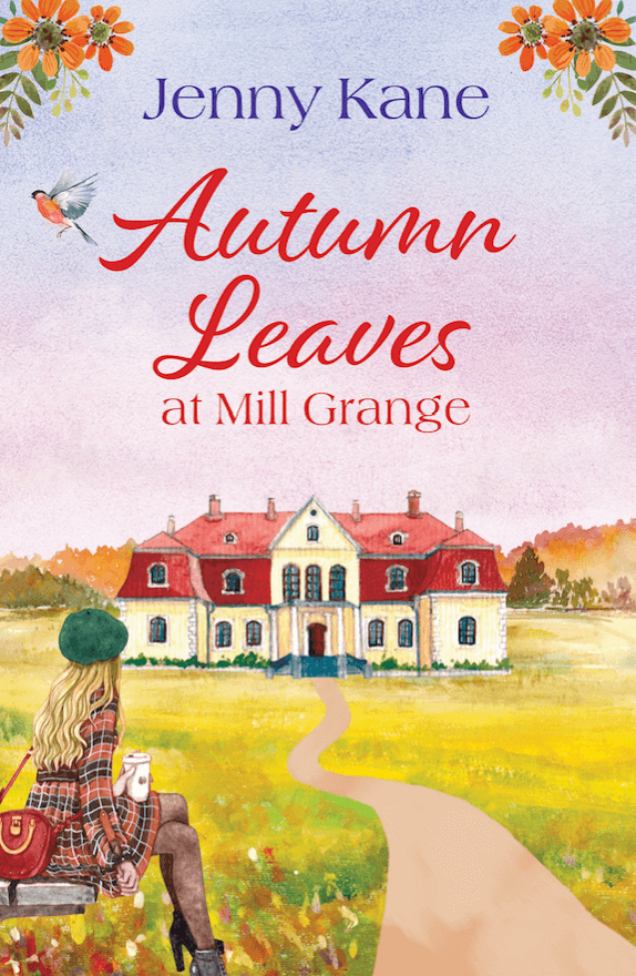 "Series Spotlight w/ Notes and Extracts | The Mill Grange series by Jenny Kane feat. ""Midsummer Dreams at Mill Grange"" and ""Autumn Leaves and Mills Grange""!"