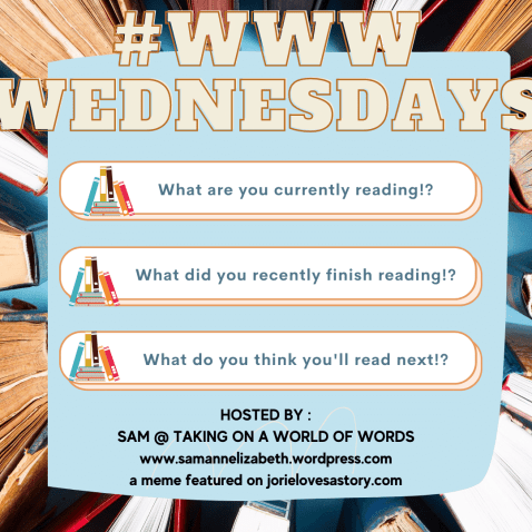 #WWWednesdays graphic created by Jorie in Canva.