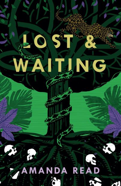 "An #EnterTheFantastic Author Interview | feat. ""Lost and Waiting"" by Amanda Read which has a heart of the natural world set within a Magical Realism world!"