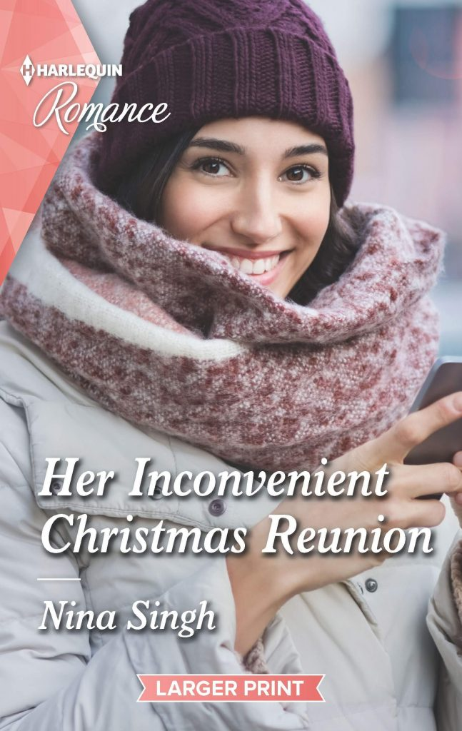 An early #blogmas Guest Post | featuring Harlequin Romance novelist Nina Singh