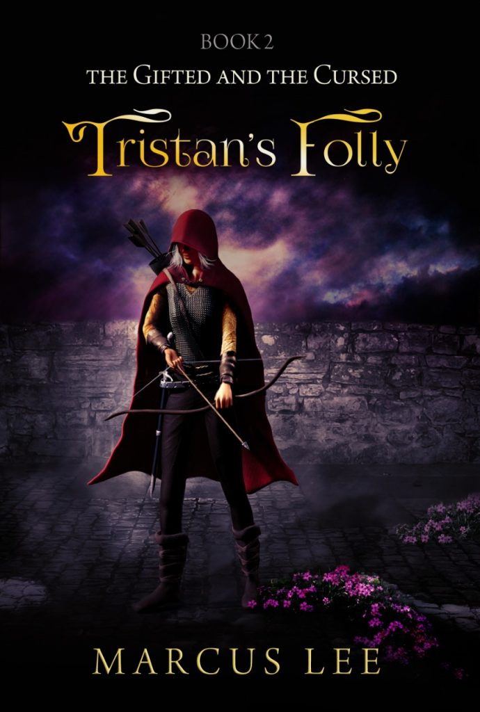 "#EnterTheFantastic | Enter the realms of ""The Gifted and the Cursed"" – within the second novel of the trilogy ""Tristan's Folly"" by Marcus Lee"