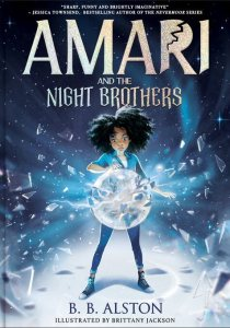 Ameri and the Night Brothers by BB Alston