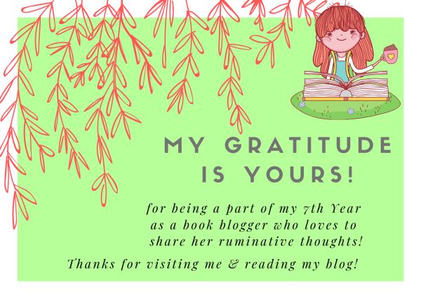 Note fo gratitude card for followers of Jorie Loves A Story created by Jorie in Canva.