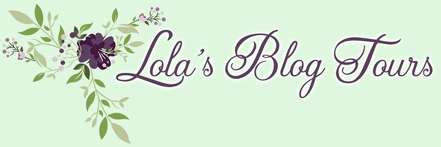 Lola's Blog Tours banner provided by Lola Blog Tours and is used with permission.