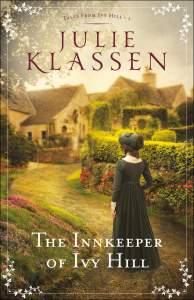 The Innkeeper of Ivy Hill by Julie Klassen