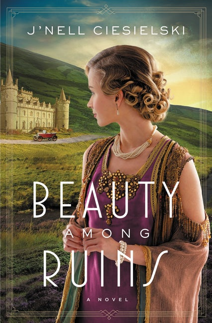 "A #HistoricalMondays #25PagePreview | feat. ""Beauty Among Ruins"" by INSPY Historical novelist J'nell Ciesielski"