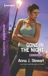 Gone in the Night by Anna J. Stewart