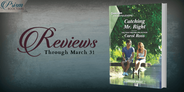 Review tour for Catching Mr Right via Prism Book Tours banner.