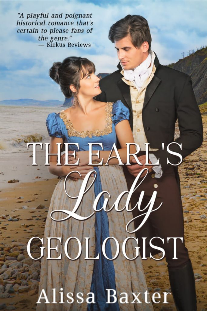 "A #HistoricalMondays #25PagePreview | feat. ""The Earl's Lady Geologist"" by Alissa Baxter"