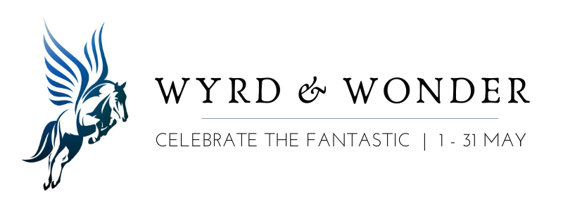 Wyrd And Wonder banner 2021 (Pegasus) provided by Imyril and is used with permission. Wyrd And Wonder banner 2021 (Pegasus) Image Credit: by Svetlana Alyuk on 123RF.com.