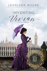 Inventing Vivian by Jennifer Moore