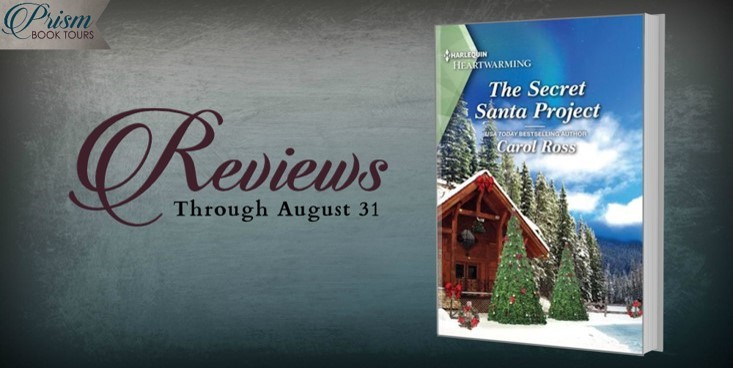 The Secret Santa Project Review tour banner provided by Prism Book Tours and is used with permission.