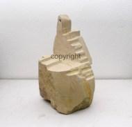 Skulptur, Weg der Erkenntnis, Sandstein