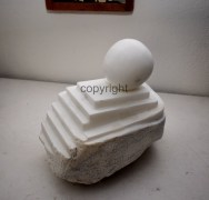 Skulptur, Marmor