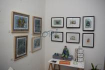 Ausstellungen in der Galerie im ZwischenRaum/ mein Atelier