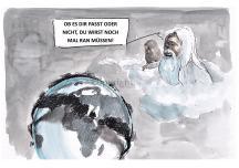 Jesus und so... Gott ergreift die Initiative