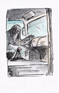 Jesus und so... Wenn Jesus Busfahrer geworden wäre...