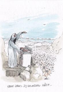 Wenn Jesus DJ geworden wäre...