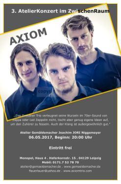 AXIOM - Jazz Konzert
