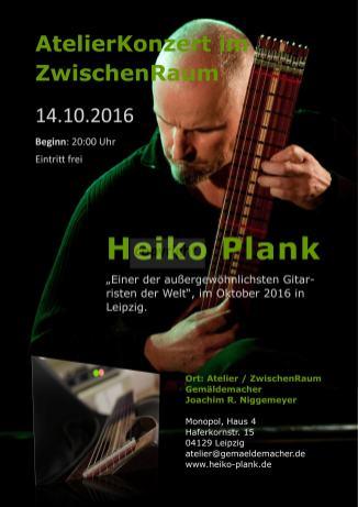 Heiko Plank - Konzert