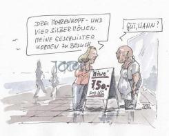 Cartoons / Karikaturen