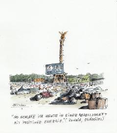 Extinction Rebellion, Berlin 2019