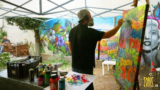 Une galerie d'Art contemporain originale et colorée pour présenter le travail de l'Artiste Joris. Sur le thème du graffiti et du street art, des oeuvres sont disponibles en ligne...
