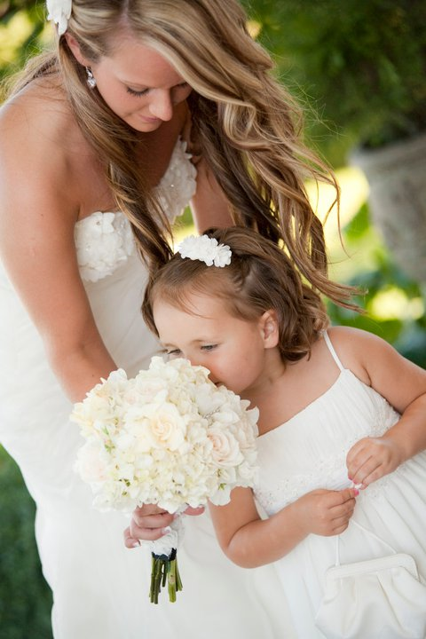 Sweet and classic bridal bouquet | Jessica Ormond Events | Coral Lee Carlson