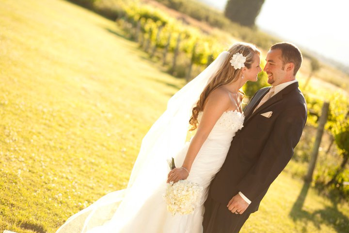 Winery romance | Jessica Ormond Events | Coral Lee Carlson Photography